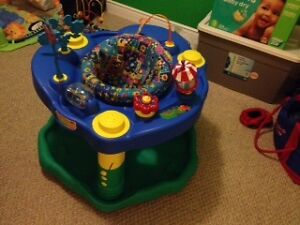 Exersaucer for sale.