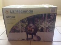 Hacienda Chimnea Clifton Outdoor heater