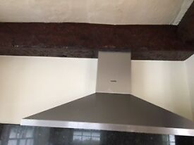 Siemans Extractor for over hob