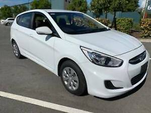 2016 HYUNDAI ACCENT ACTIVE HATCH 1.4L 4 CYL PETROL AUTO Southport Gold Coast City Preview