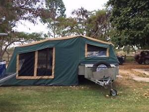 Camper Trailer - Swiftco Andergrove Mackay City Preview