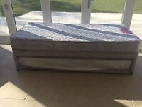 Single Trundle Bed For Sale