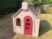 Children's Outdoor Playhouse - STEP2 Storybook Cottage