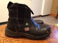 "NEW PRICE! EXCELLENT CONDITION WORK BOOTS "" CAT """
