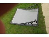 For sale 3x polycarbonate rain shelter
