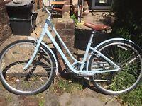 GIANT Liv Flourish Baby Blue bicycle