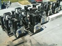 FORKLIFTS OVER 100 in STOCK ELECTRIC & PROPANE