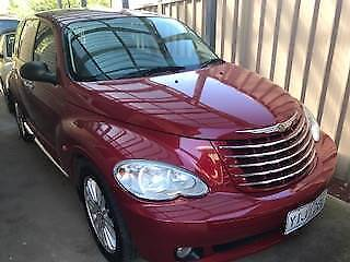 Chrysler PT Cruiser GL 2008 [not convertible]