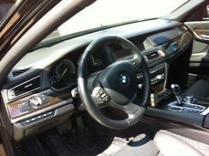 2009 BMW 7-Series Sedan