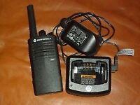 Motorola XTNi Two way radio
