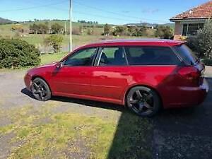 Subaru Liberty GT Wagon for sale - need some work