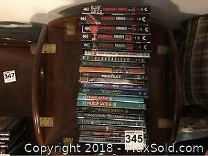 Variety Of DVDs A