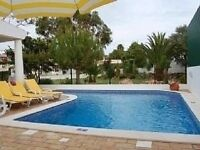 Blissful Algarve Family Villa with Pool, WiFi,Air Con etc., Algarve