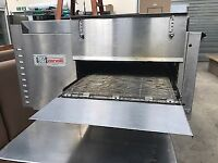 """ZANOLLI 2017 MODEL ELECTRIC SINGLE PHASE 16""""PIZZA CONVEYOR BELT OVEN CATERING COMMERCIAL EQUIPMENT"""