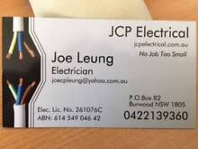 JCP Electrical Burwood Burwood Area Preview