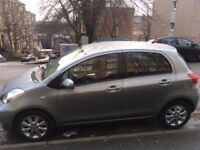 Toyota Yaris - Reliable and Fuel efficient