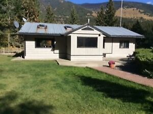 acreage and ranch home for sale