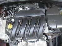 RENAULT LAGUNA 1.8 16V ENGINE FOR PARTS Alternator ignition coil