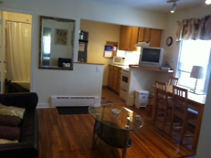 SEPT 1 - FURNISHED ONE BEDROOM ON DAL CAMPUS IN SOUTH END