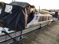 27ft GRP Cruiser for sale