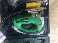 For Sale Hitachi 110volt Jig Saw, model CJ120V Brand New Unused. RRP £321. FFX price £171