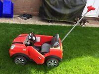 Steerable Mini Cooper