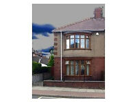 2 Bed Semi-detached house to let, In Dale Road Shildon.