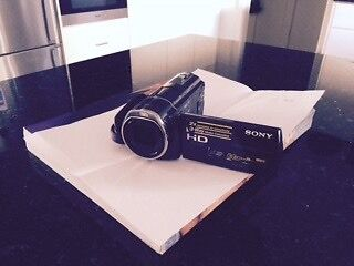 SONY HYBRID 64GB FULL HD Handycam CAMCORDER Newcastle 2300 Newcastle Area Preview