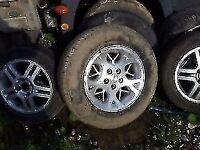 jeep CHEROKEE ALLOYWHEELS alloy wheels