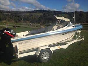 For Sale Nautiglass 4.5 metres Fibreglass Boat,selling for $7500 Menai Sutherland Area Preview
