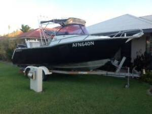 Plate boat 6.5m 175hp all 2009 Rosebery Palmerston Area Preview