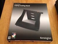 New still in box lap top cooling stand