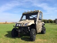 ODES DOMINATOR CAMO WITH RUGGED ENCLOSURE