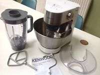 IMMACULATE KENWOOD- Food Processor. Not used
