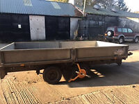 Ifor Williams Flatbed LM 126 Trailer