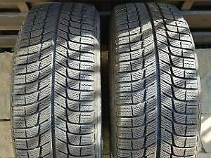 4 pneu hiver neuf 235/50r18 MICHELIN x ice seri 3  101h non jamais rouler bon pour 4 hiver et plus