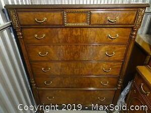 Antique Highboy Dresser