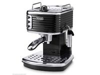 DELONGHI Scultura ECZ351BK Coffee Machine - Black /NEW