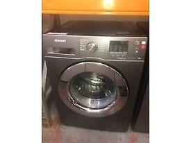 7KG SILVER SAMSUNG WASHING MACHINE