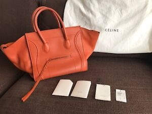 Authentic Celine Phantom Luggage Tote