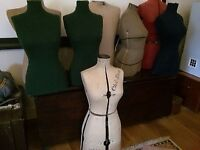 Dressmakers tailors dummies