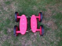 Pedal and Go, balance toy