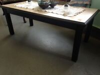 Two coffee tables for sale