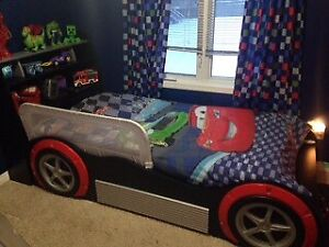 Hot Wheels Bedroom Set