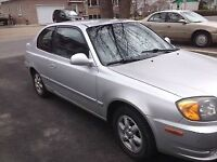 Hyundai accent coupe 850$ nego