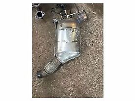 Genuine 2006-2012 Bmw 120d 1 series catalytic converter e90 e91 e92 320d fitment from e88 2010