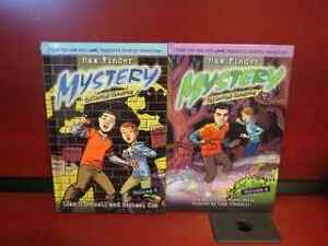 Max Finder Mystery Collected Casebook Volume 3 and Volume 4