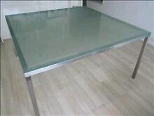 Massive Family dinning table 1500x1500mm square Mount Lewis Bankstown Area Preview