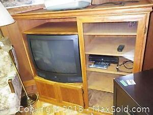 TV and DVD A