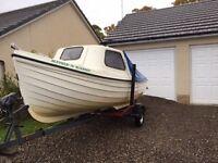 Orkney Fastliner 16 Foot Boat